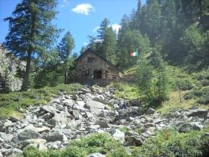 Chiude in anticipo il rifugio Regina Elena in valle Gesso