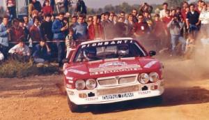 Nel weekend il rally storico di Carmagnola, che sconfina anche in provincia Granda
