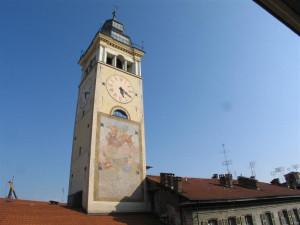 Cuneo, il maltempo fa 'saltare' la visita con aperitivo alla Torre Civica