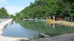 Gara di pesca al lago di Costigliole Saluzzo