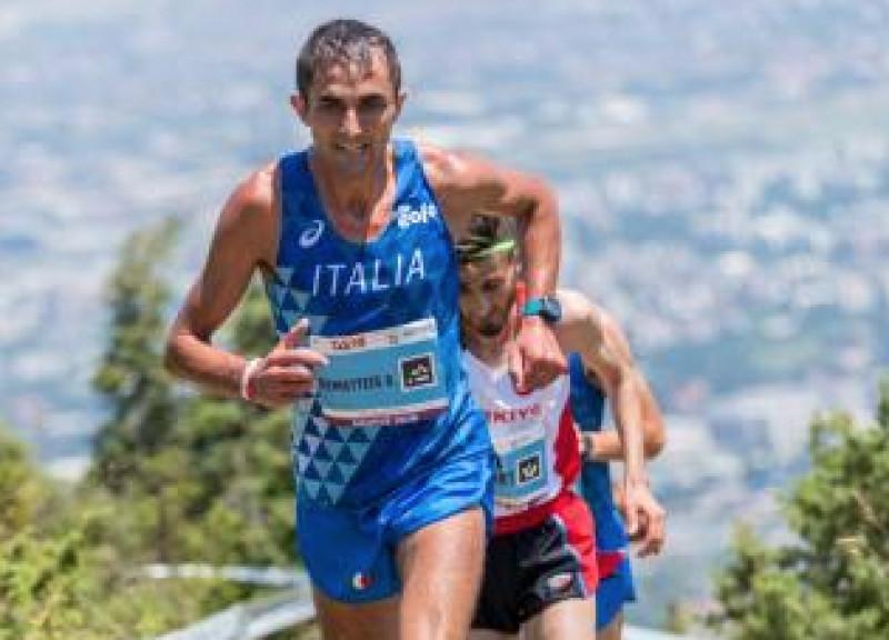 La squadra italiana di Corsa in Montagna parla cuneese