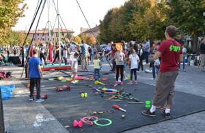 Il 15 e 16 settembre 'Volontariamente' e 'Sport in piazza' a Bra