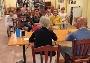'Ciao Marilena: donna forte, generosa, splendida'