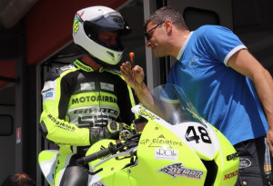 Motociclismo: Francesco Curinga è sesto a Varano nel Trofeo Motoestate