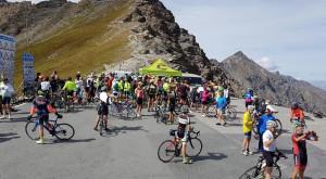 Oltre 600 ciclisti all'Agnel 2744