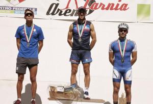 Fondo-skiroll: Francesco Becchis secondo ai Campionati Italiani