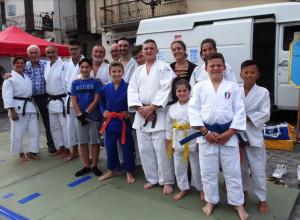 Al via a Boves i corsi di judo con lo 'Yamato'