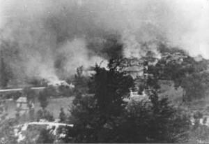 Boves ricorda i caduti dell'eccidio del 19 settembre 1943