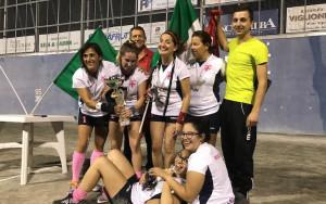 Pallapugno: la Gymnasium Albese Campione d'Italia nel Femminile