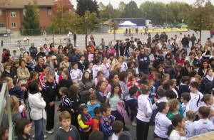 Sabato 22 settembre 'Sport in piazza' a Cherasco
