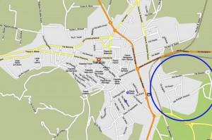 Saluzzo: aperta al traffico la nuova rotonda della tangenziale Est nell'area commerciale
