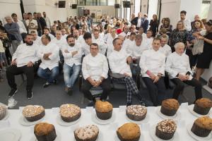 Due pasticceri cuneesi conquistano Iginio Massari per l'edizione 2018 del Panettone Day