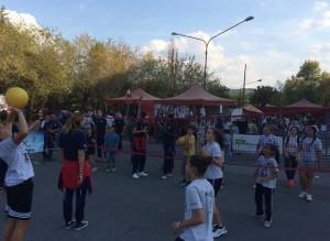 Anche la Lpm bam Mondovì partecipa a 'Sport in Piazza'