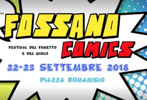 Annullato il 'Fossano Comics', lo annunciano gli organizzatori