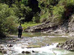 Si avvia verso la chiusura la stagione della pesca in provincia Granda