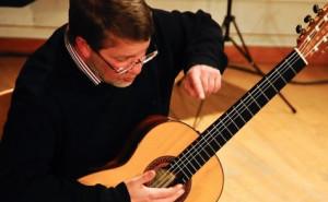 Con Magnus Andersson chitarra classica ed elettrica al 'Ghedini' di Cuneo