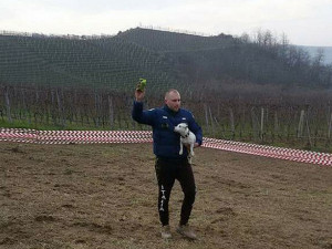 Settimo record mondiale per il saluzzese Maurizio Paschetta