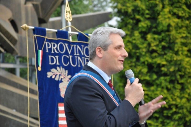 Ora è anche ufficiale: Federico Borgna si ricandida a presidente della Provincia