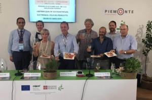 Grande successo del Prosciutto Crudo di Cuneo Dop al Salone del Gusto di Torino