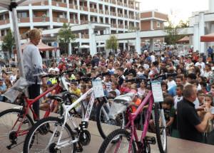 Mondovì, cresce 'Sport in Piazza': quasi 600 iscritti