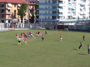 Con la Juve il Cuneo dura 20 minuti: i 'baby' bianconeri vincono 4-0