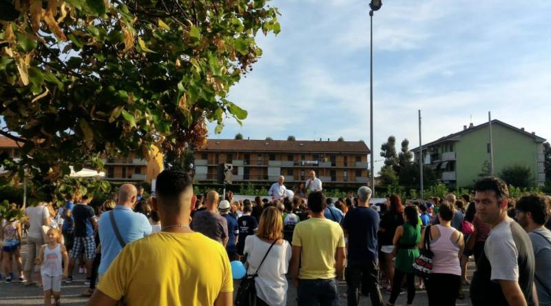 """Oltre 350 allo """"Sport in piazza"""" di Cherasco per provare le tante discipline sportive"""