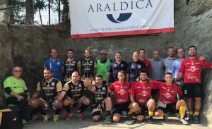 Pallapugno, Serie A: Cuneo e Pro Spigno vincono nelle semifinali di andata