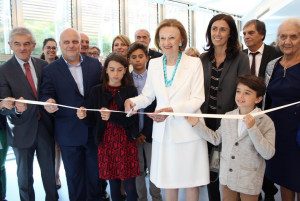 Alba: inaugurata la scuola dell'Infanzia 'Fondazione Piera, Pietro e Giovanni Ferrero'