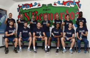 Acqua S. Bernardo per il quarto anno al fianco del Cuneo Volley