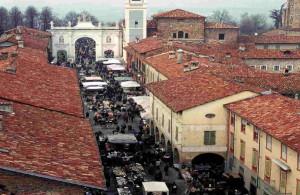 Domenica 14 ottobre torna il mercato d'antan a Cherasco
