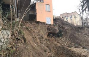 Dissequestrata l'area della frana che ha coinvolto l'Istituto Alberghiero di Mondovì