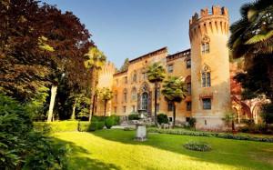 Apertura straordinaria del Castello del Roccolo per il 'cuNeo gotico'