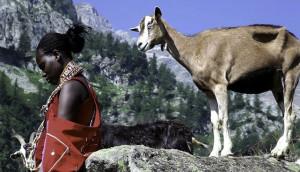 'Una montagna di film' ad Aisone con 'Il Murràn - Maasai in the Alps'