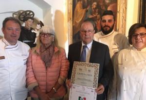 Al 'Bra duro Dop' della Valgrana Spa primo premio al concorso 'Crudi in Italia'