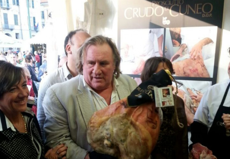 Il prosciutto Crudo di Cuneo Dop alla Fiera nazionale del Marrone