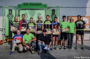 Master Mtb: Elisa Parracone e Pietro Castellino i migliori al Bike Park del Passatore