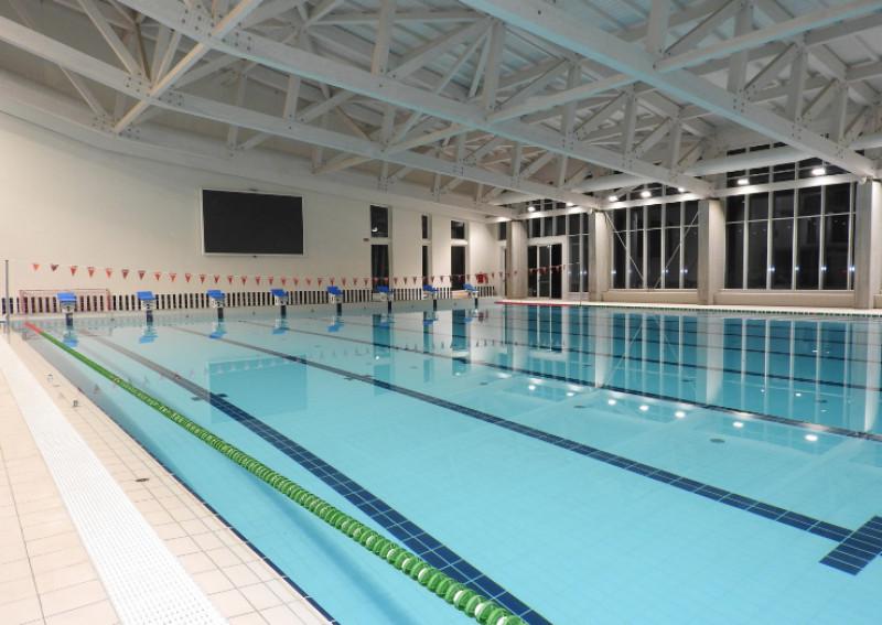 Cuneo, lo Stadio del Nuoto è ultimato: sabato 27 ottobre l'inaugurazione del secondo lotto