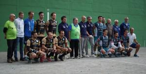 Pallapugno, finale Scudetto: a Cuneo l'andata, Alta Langa k.o.