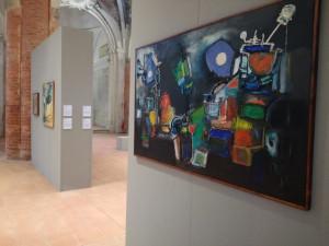 In San Francesco una mostra dedicata all'arte informale italiana