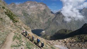 Cuneo, al festival dell'outdoor si parla di trekking nelle Alpi del Mediterraneo