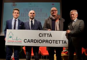 A Busca continua il progetto 'Città cardioprotetta'