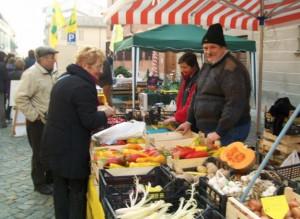 Una domenica con i prodotti agroalimentari bio e di qualità in 'Cherasco Natura'