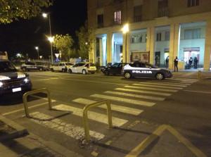 Corso Giolitti: ubriaco aggredisce poliziotti e personale sanitario