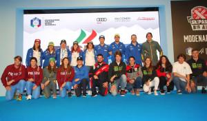 Diversi atleti cuneesi premiati al 'Modena Skipass'