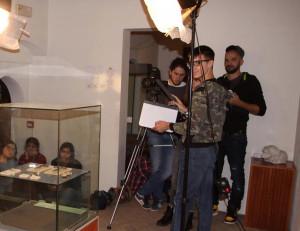 Bra: a Palazzo Traversa le riprese di un corto sulla Dama di Pollenzo