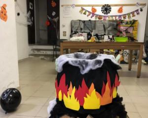 Gradimento per la festa di Halloween a Confreria