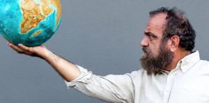 Workshop e show con Giobbe Covatta per raccontare la montagna con umorismo a Valloriate