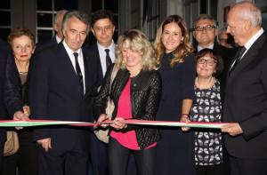 Inaugurata a B. S. Dalmazzo la mostra 'L'emancipazione femminile vista attraverso i Giochi Olimpici'