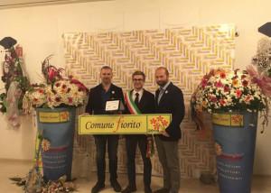 Per Alba il massimo riconoscimento al concorso nazionale 'Comuni Fioriti 2018'