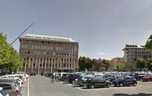 Cuneo, il piazzale dell'Inps ceduto al Comune